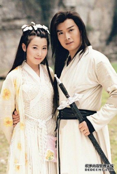 《新开神仙道私服》十五年 永远最爱张��琰的朱七七